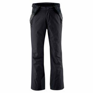 2019-20 maier anton 2 short leg mens ski pant black front