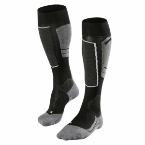 2019-20 falke sk4 womens ski sock black mix