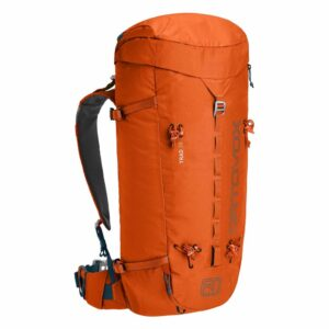 2019-20 ortovox trad 35 backpack crazy orange