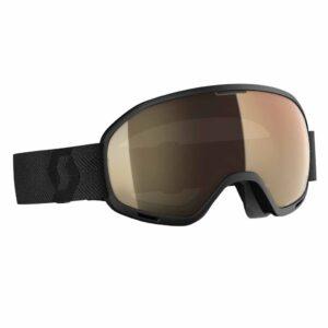 2019-20 scott unlimited otg ski goggle black over the glasses