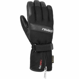 2019-20 reusch raphael gtx unisex ski glove black