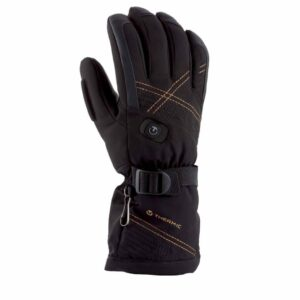 Thermic Womens Ultra Heat Ski And Snowboard Gloves