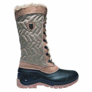 cmp nietos womens snow boot toffee mel