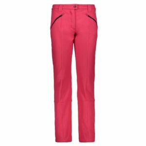 cmp womens softshell ski pant pink