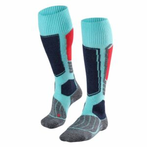 falke sk1 womens ski sock fiji front
