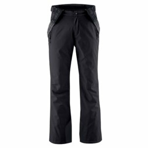 maier anton 2 mens standard leg ski pant black