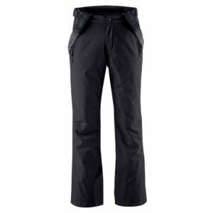 maier anton 2 short leg mens ski pant black front