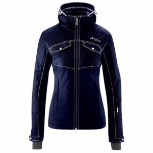 maier statement piece womens ski jacket