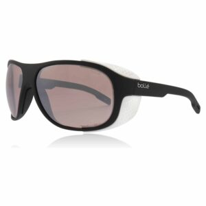 bolle graphite 12564 sunglasses matte black x white