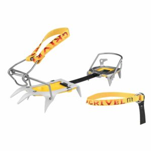 Ice Axes and Crampons