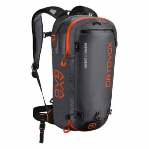 Ortovox Ascent 22 Avabag Ski Backpack