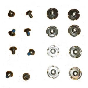 Screw Rivet Sets and Fasteners