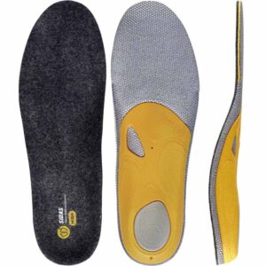 Sidas 3 Feet Merino High Orthotic Insole