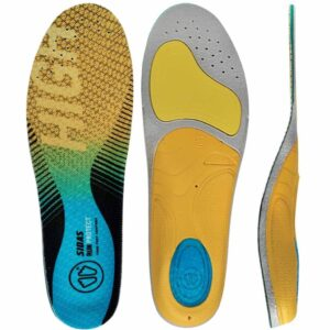 Sidas Run 3Feet Protect High Orthotic Running Insole
