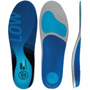 Sidas Run 3Feet Protect Low Orthotic Insole