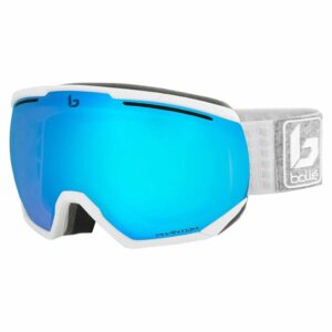 21978 Bolle Northstar Matte White Phantom Ski And Snowboard Goggle 2020-21