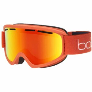 22052 Bolle Freeze Plus Brick Red Ski and Snowboard Goggle 2020-21