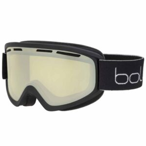 22057 Bolle Freeze Plus Black Lemon Ski and Snowboard Goggle 2020-21