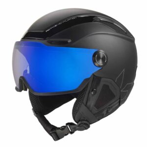 Bolle V-Line Black Ski And Snowboard Helmet 2020-21 -32081-32082-32083 (002)