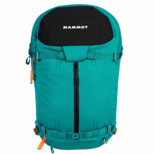 2560-00031-50434_Mammut Nirvana 35 Litre Ski Touring Backpack Dark Ceramic-Black