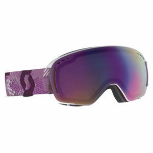 2778326665315 Scott LCG Compact Ski Goggles White Cassis Pink