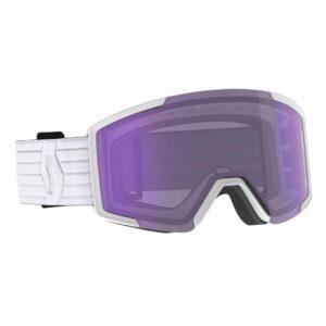 2718190002316 Scott Muse Pro Ski Goggles White