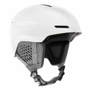 Scott Track Plus MIPS Ski Helmet White