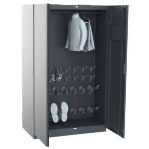62-112-007-Wintersteiger-Primus-Set-8-Standard-Clothes-Boots-Gloves-Sterex-Drying-Lockers