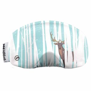 Gogglesock Goggle Lens Cover Deer