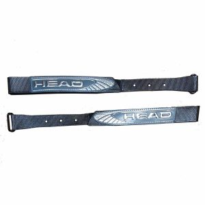 Head Branded Universal Ski Boot Power Strap Small Pair