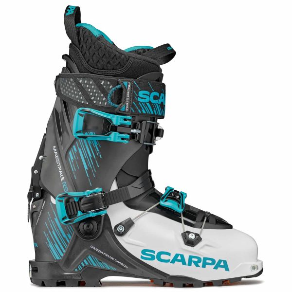Scarpa Maestrale RS Touring Ski Boots 12051 side