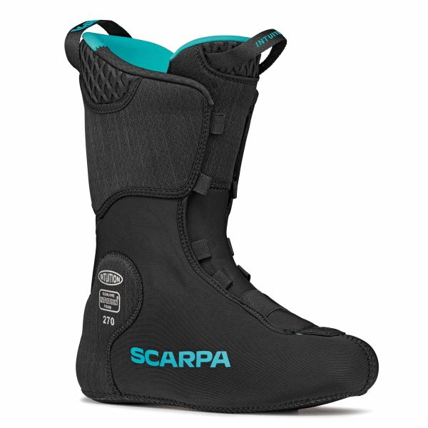 Scarpa Maestrale RS Touring Ski Boots 12051 liner