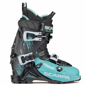 Scarpa Gea Touring Ski Boots 12053-502 side