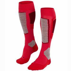 16551-8680 falke sk4 womens ski sock rose