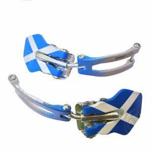 Sidas Ski Boot Custom Flag Buckle Scotland