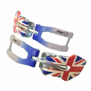 Sidas Ski Boot Custom Flag Buckle UK