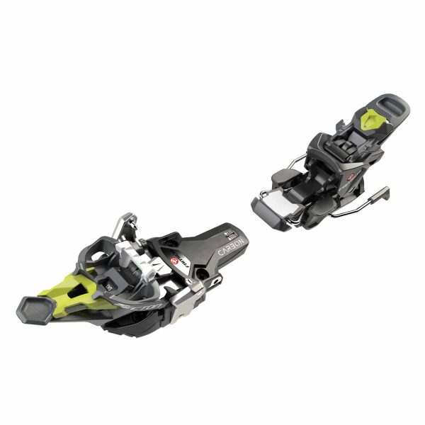 Fritschi Tecton 12 Carbon Ski Touring Binding yellow green